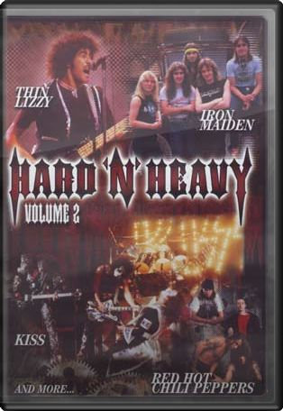 Hard 'N' Heavy, Volume 2