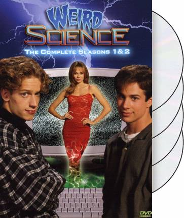 Weird Science - Complete Season 1 & 2 (4-DVD)