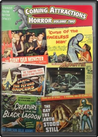 Coming Attractions - Horror, Volume 2: 40 Horror