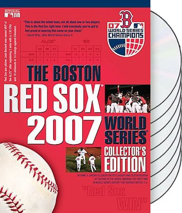 Boston Red Sox 2007 World Series Collector's