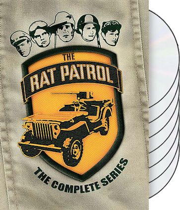 Rat Patrol - Complete Series (7-DVD)