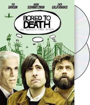 Bored to Death - Complete 1st Season (2-DVD)