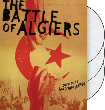 The Battle of Algiers (3-DVD)