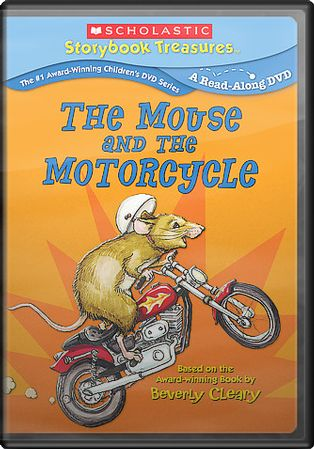 The Mouse and the Motorcycle DVD (2008) - Scholastic ...