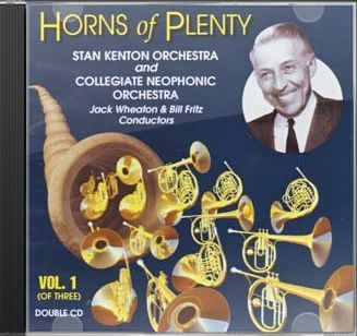 Horns of Plenty, Volume 1 (2-CD)