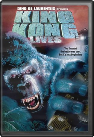 King Kong Lives (Widescreen)
