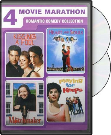 Romantic Comedy Collection (Kissing a Fool /
