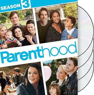 Parenthood - Season 3 (4-DVD) (2012) - Television on ...