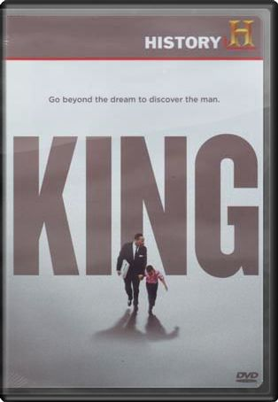 History Channel: King (Martin Luther King, Jr.