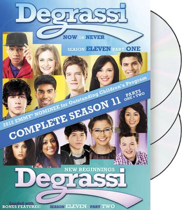 Degrassi: Next Generation - Season 11 (3-DVD)