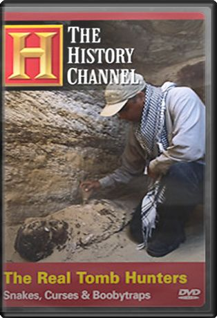 History Channel: Real Tomb Hunters - Snakes,
