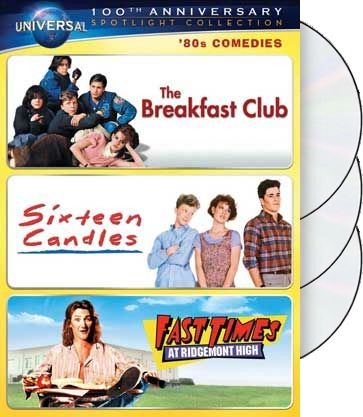 '80s Comedies (The Breakfast Club / Sixteen