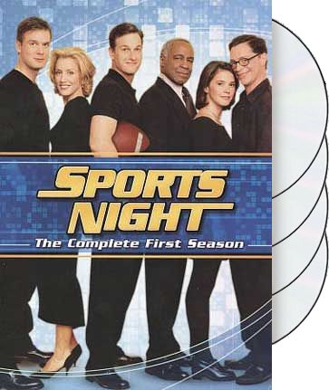 Sports Night - Complete 1st Season (4-DVD)