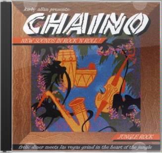 Kirby Allan Presents Chaino: New Sounds in Rock