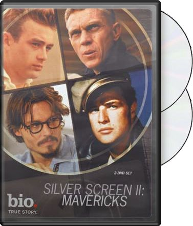 Silver Screen II - Mavericks (Marlon Brando /