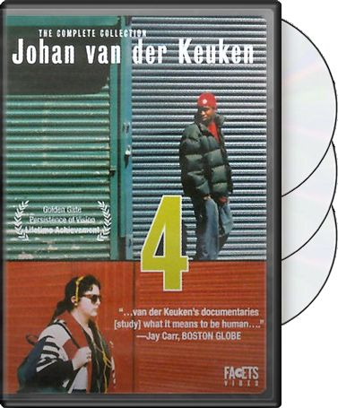 Johan van der Keuken - The Complete Collection,