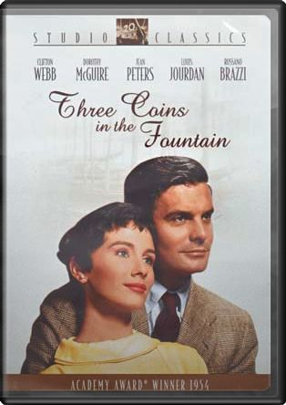 Three Coins In The Fountain (Widescreen)
