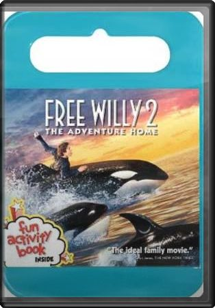 Free Willy 2: The Adventure Home (With Book)