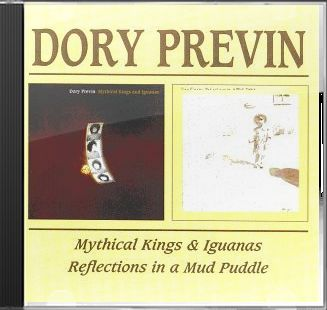 Dory Previn Mythical Kings And Iguanas