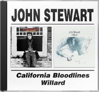 California Bloodlines / Willard (2-CD)