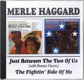 Just Between the Two of Us / The Fightin' Side of