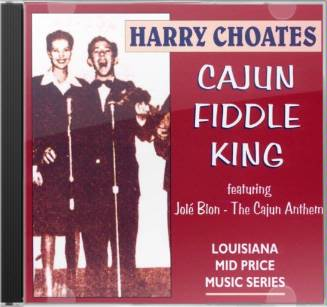 Cajun Fiddle King