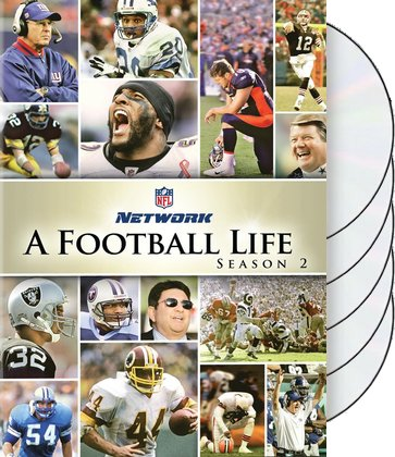 NFL: A Football Life - Season 2 (5-DVD)