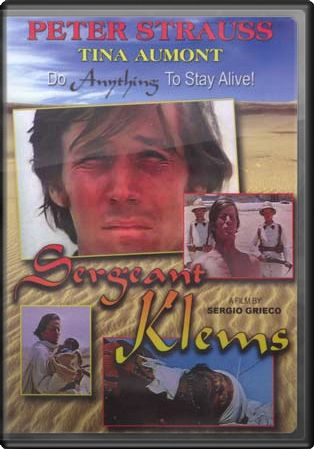 Sergeant Klems (Letterbox) (English Language