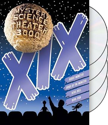 Mystery Science Theater 3000 Collection - Volume