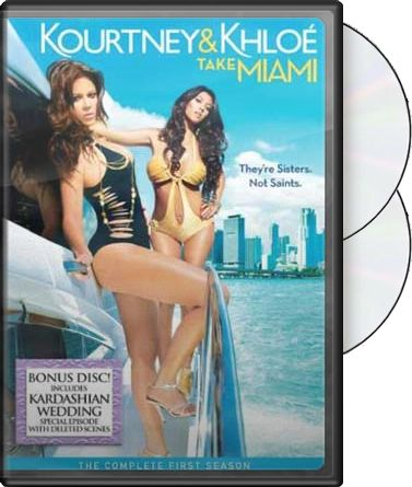 Kourtney & Khloe Take Miami - Complete 1st Season