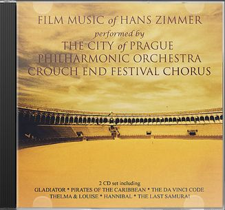 Film Music of Hans Zimmer (2-CD)