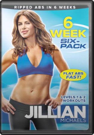 Jillian Michaels - 6 Week Six-Pack