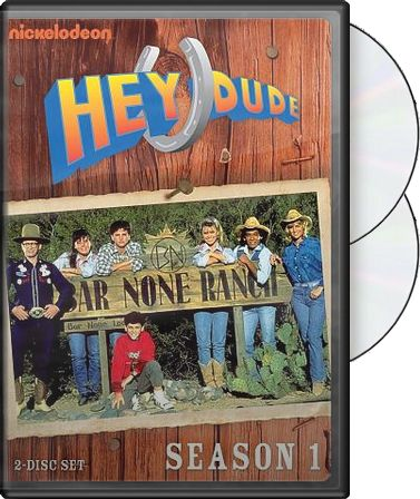 Hey Dude - Season 1 (2-DVD)