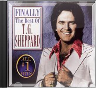 Finally the Best of T.G. Sheppard