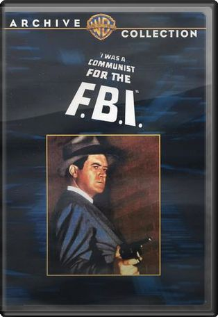 I Was A Communist For The FBI (Full Screen)