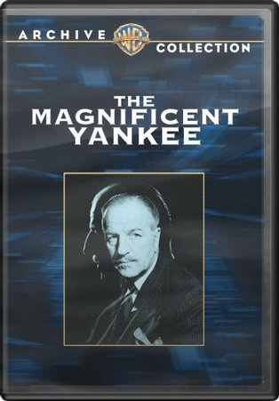 The Magnificent Yankee (Full Screen)