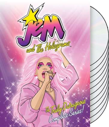 Jem and the Holograms - The Truly Outrageous
