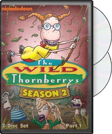 The Wild Thornberrys - Season 2, Part 1 (2-DVD)