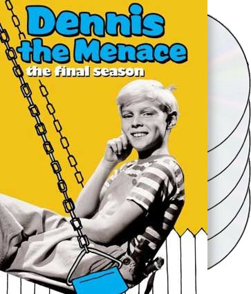 Dennis the Menace - Season 4 (5-DVD)