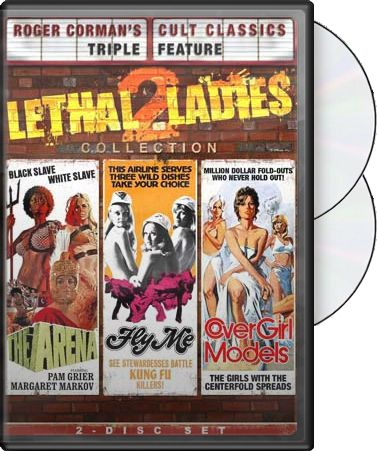 Lethal Ladies Collection, Volume 2 (The Arena /