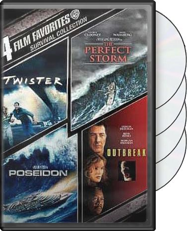 4 Film Favorites: Survival Collection (Twister /