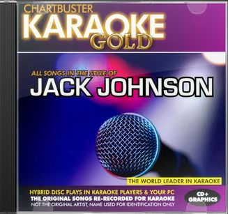 Chartbuster Karaoke Gold: In the Style of Jack