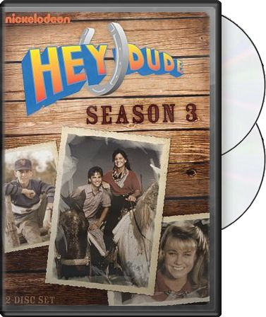 Hey Dude - Season 3 (2-DVD)