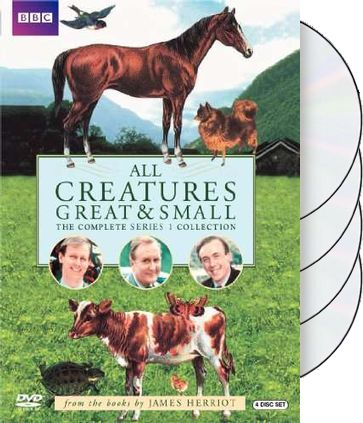 Complete Series 1 (4-DVD)