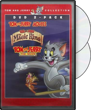 Tom and Jerry Double Feature: The Magic Ring /