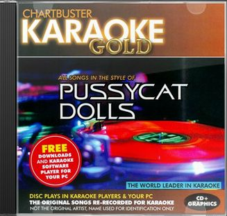 Karaoke Gold: In the Style of Pussycat Dolls
