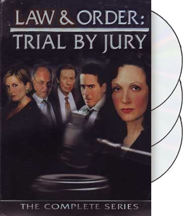 Law & Order: Trial by Jury - Complete Series