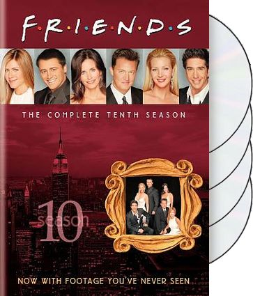 Complete 10th Season (4-DVD)