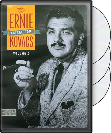 Ernie Kovacs - Collection - Volume 2 (3-DVD)