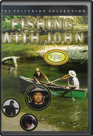 Fishing with John - Complete Series (Criterion